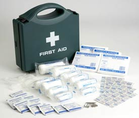 20 Person Std First Aid Kit