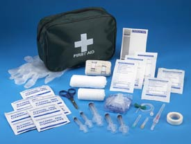 Complete Travellers First Aid Kit