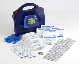 10 Person Catering First Aid Kit