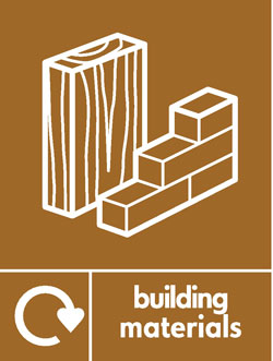 Building materials recycle