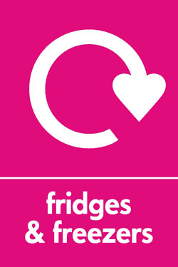 Fridges and freezers recycle