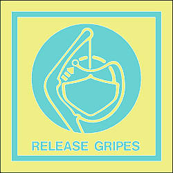 release gripes Marine IMO Sign