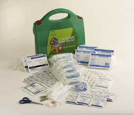 Childcare First Aid Kits - OFSTED Compliant Safety Equipment
