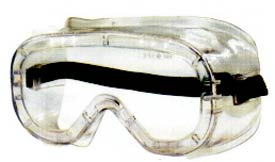 Indirect Vent Goggles Safety Equipment