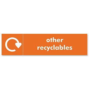 Other Recyclables Hanger Environmental