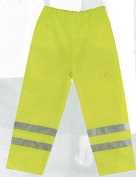 Hi Vis Trousers Safety Equipment