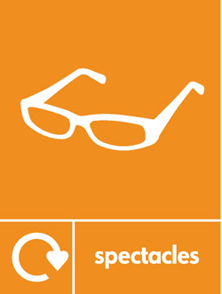 Spectacles recycle Recycle
